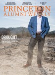 Cover of the March 16, 2016 Princeton Alumni Weekly magazine. Photo by Steve Anderson. Story by Mark Bernstein.